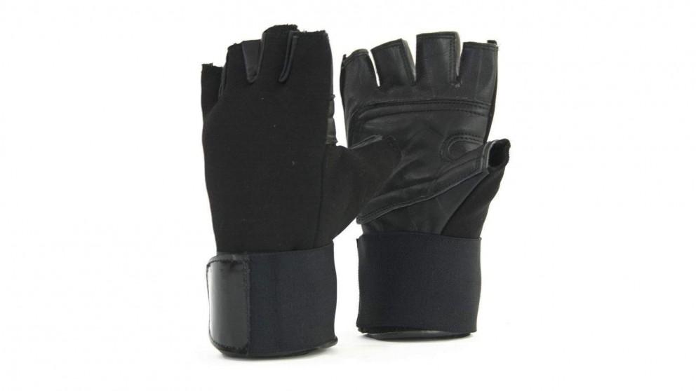 Mani Sports Nylon Wrist Wrap Training Gloves