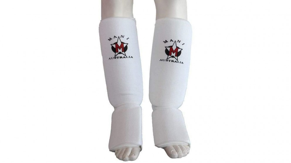 Mani Sports Polyester/Cotton Shin & Instep Protector