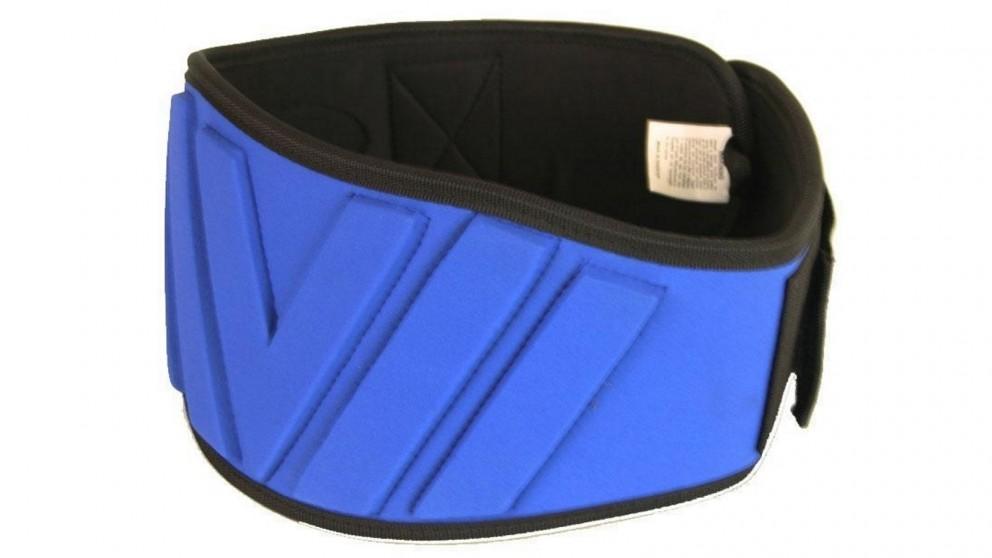"Mani Sports Synthetic 6"" V Weight Training Belt"