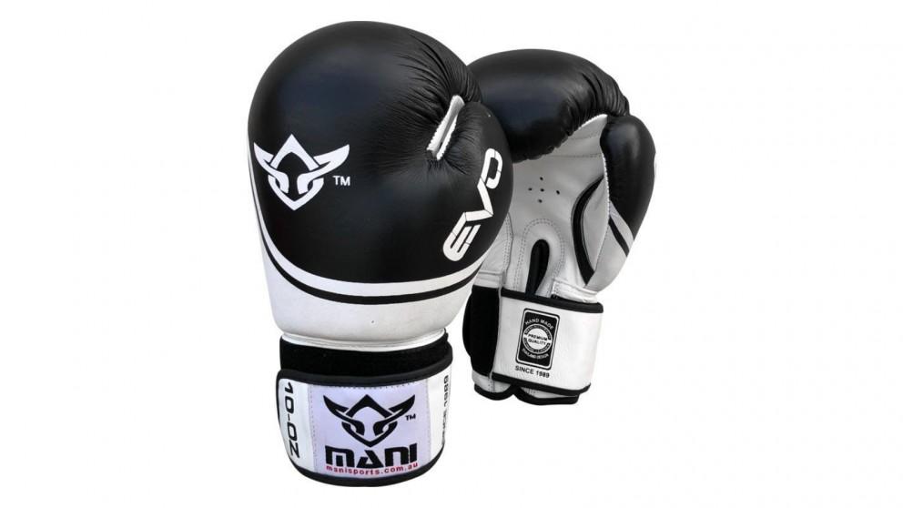 Mani Sports EVO Leather Boxing Glove