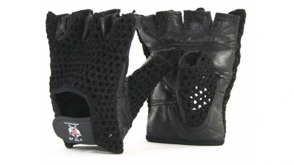 Mani Sports Mesh Weight Training Gloves