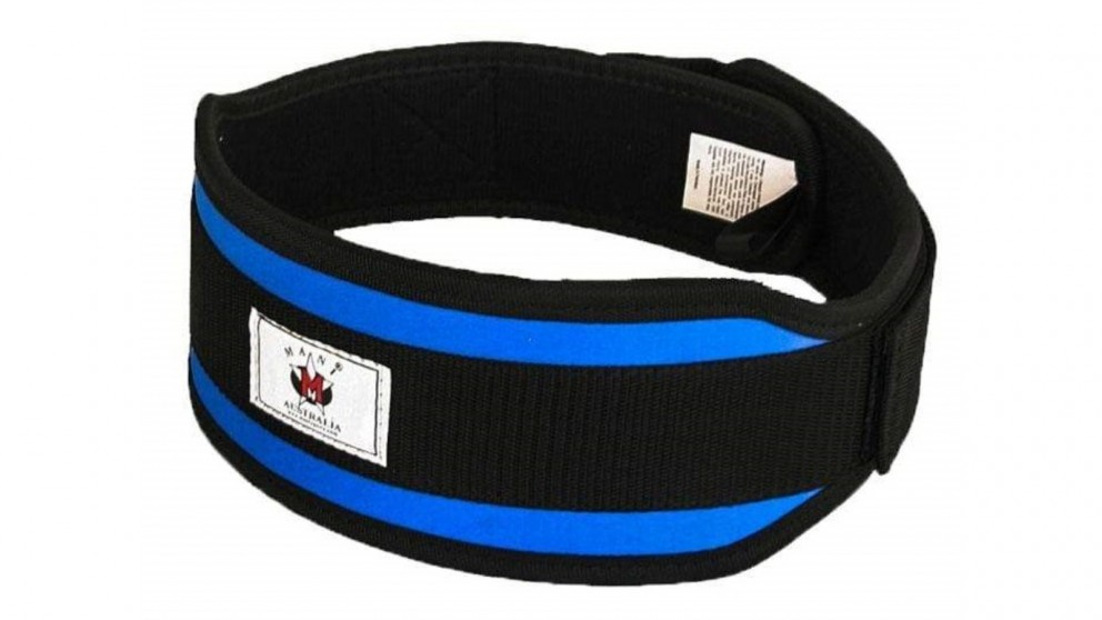 Mani Sports Synthetic 4-inch Weight Training Belt