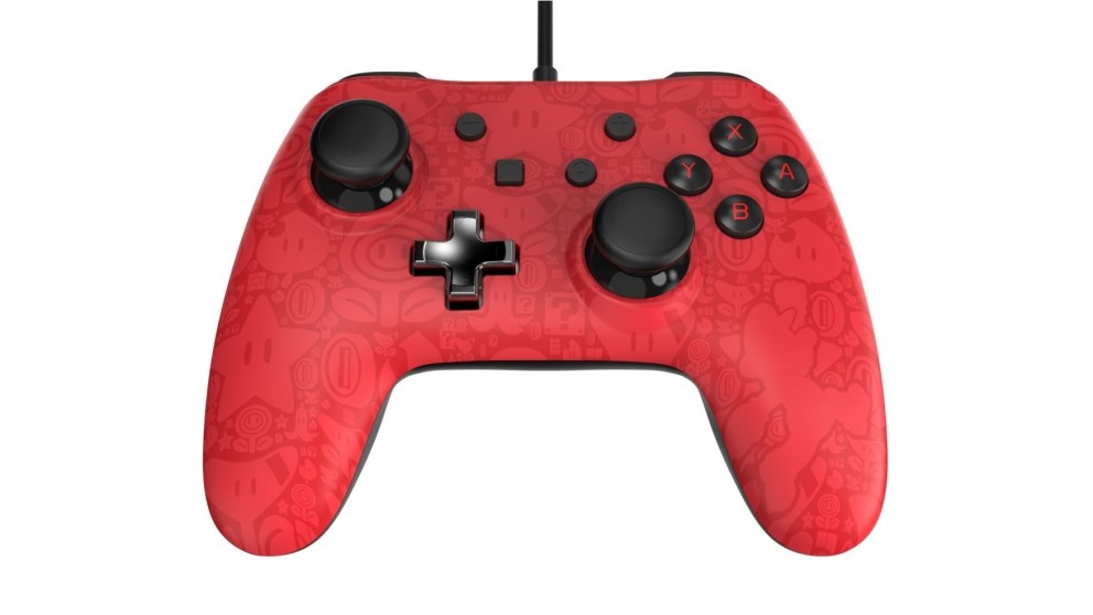 Power A Mario Wired Controller for Nintendo Switch