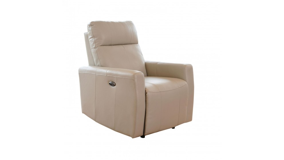 Marli Powered Leather Recliner Armchair