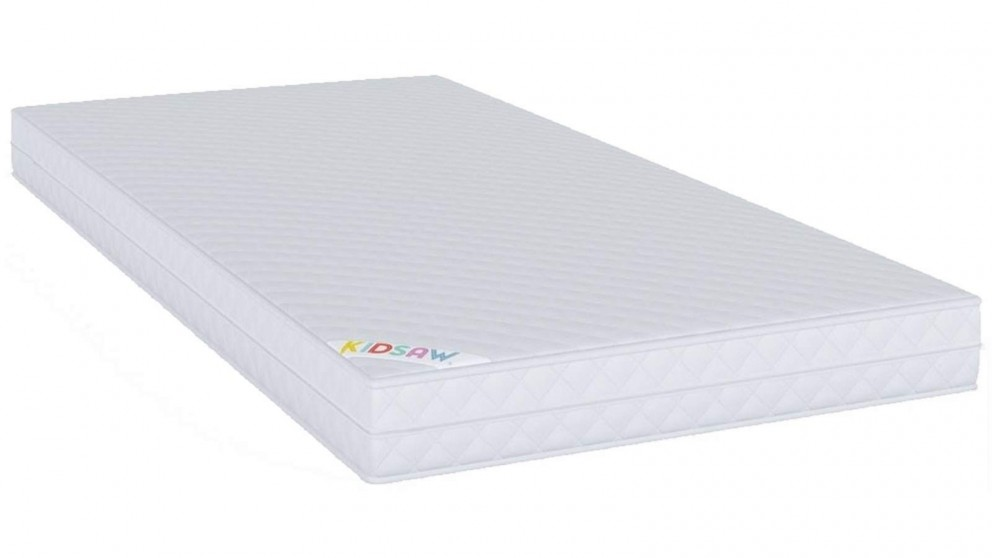 Kidsaw 140x70cm Deluxe Sprung Toddler Mattress