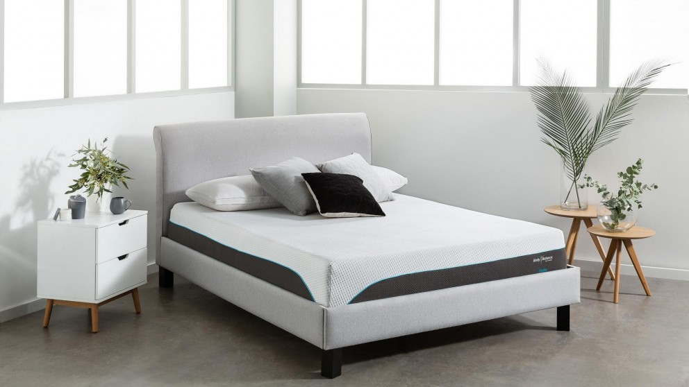 Body Balance Asana Plush Queen Mattress