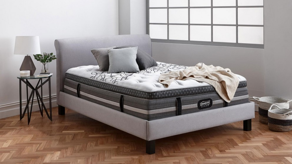 Beautyrest Black Carrington Plush Queen Mattress
