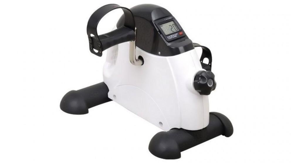 PowerTrain Mini Arm and Leg Exercise Bike - White