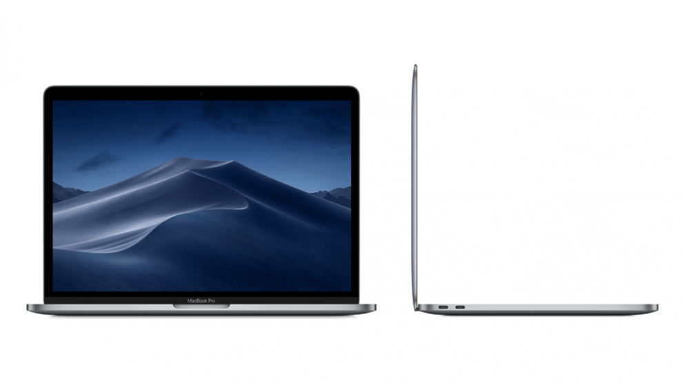 Apple 13.3-inch i5/8GB/256GB SSD MacBook Pro - Space Grey