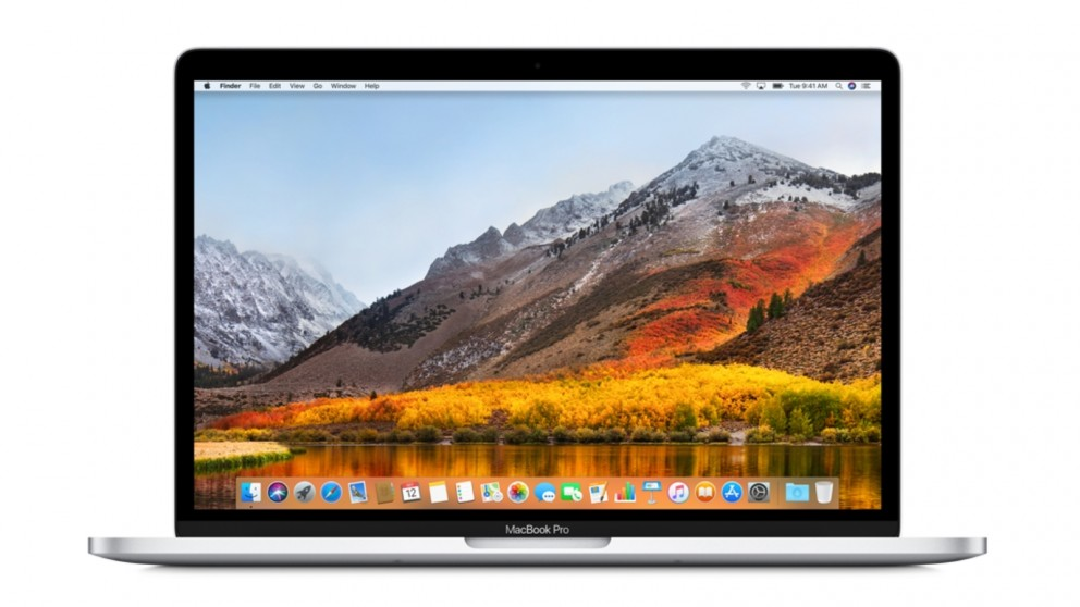 Apple MacBook Pro 13.3-inch 256GB with Touch Bar - Silver