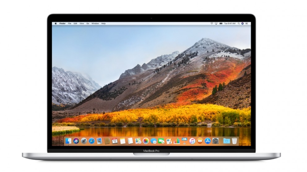 Apple MacBook Pro 15.4-inch 256GB with Touch Bar - Silver