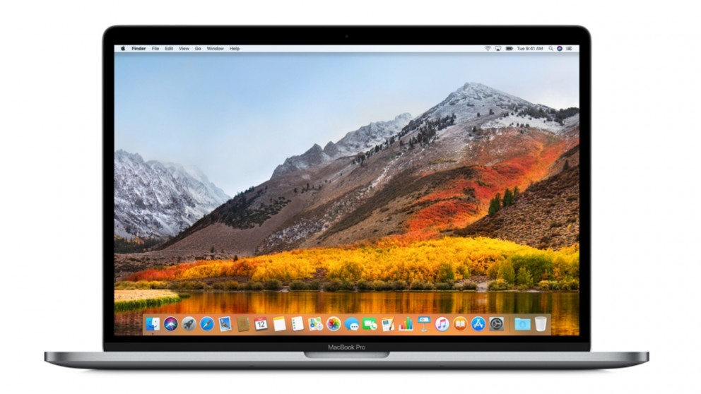 Apple MacBook Pro 15.4-inch 512GB with Touch Bar - Space Grey