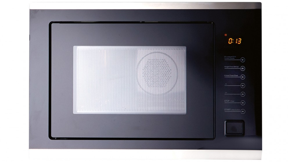 Buy Euromaid 60cm Built In Microwave Oven Harvey Norman Au