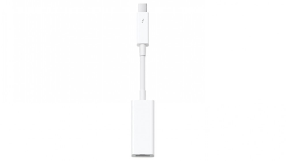 Apple Thunderbolt to Ethernet Adapter Cable