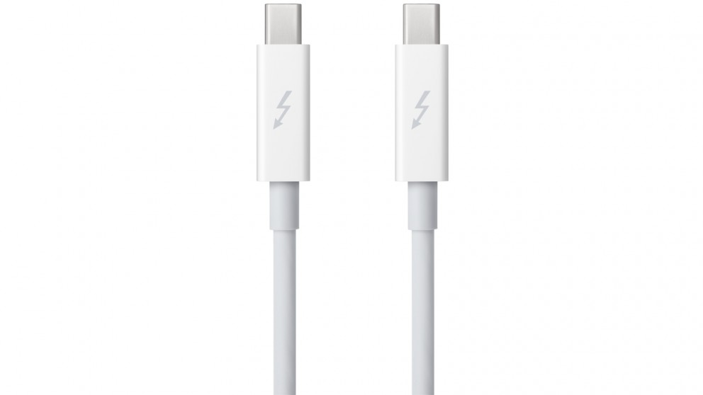 Apple 2m Thunderbolt Cable - White