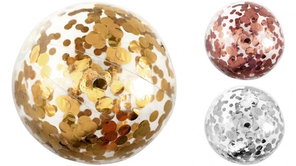 Minnidip Confetti Beach Ball