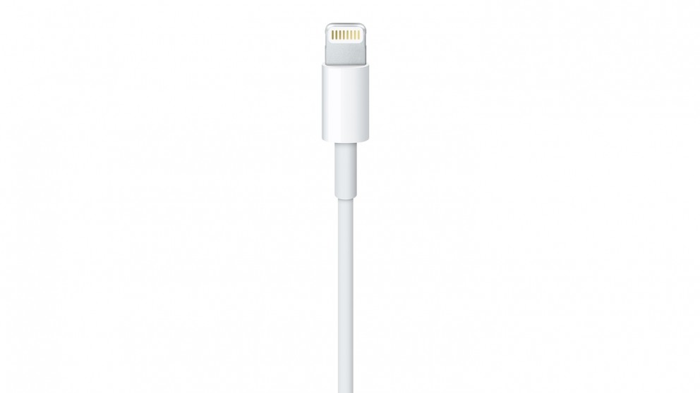 Buy Apple 0 5m Lightning To Usb Cable Harvey Norman Au