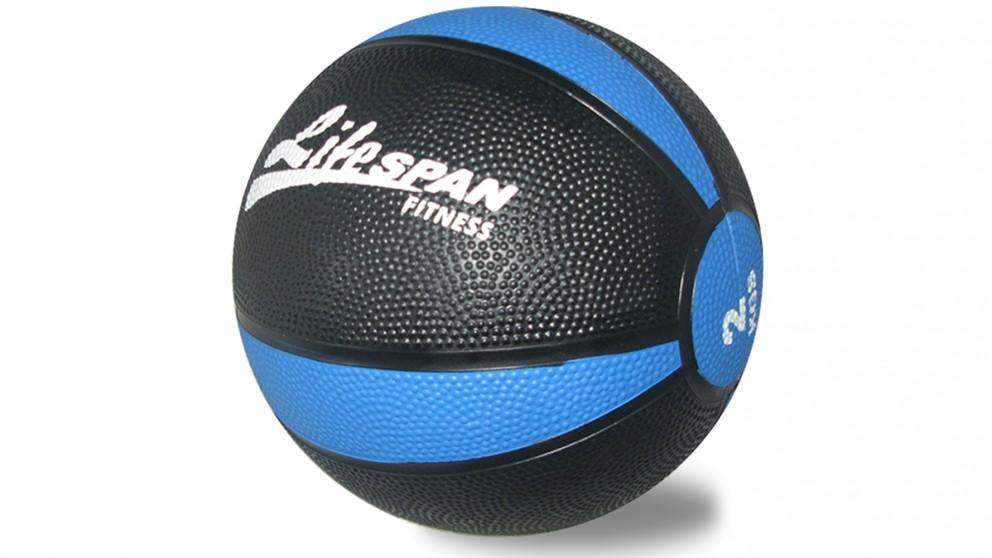 Lifespan Fitness 2kg Medicine Ball