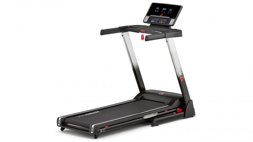 Reebok A4.0 Treadmill - Silver
