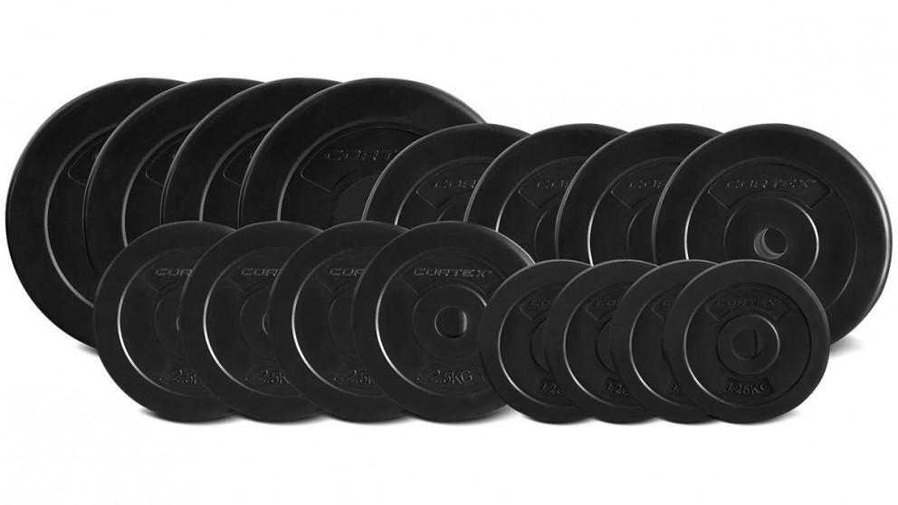 Cortex EnduraShell Weight Plate Set - 75kg