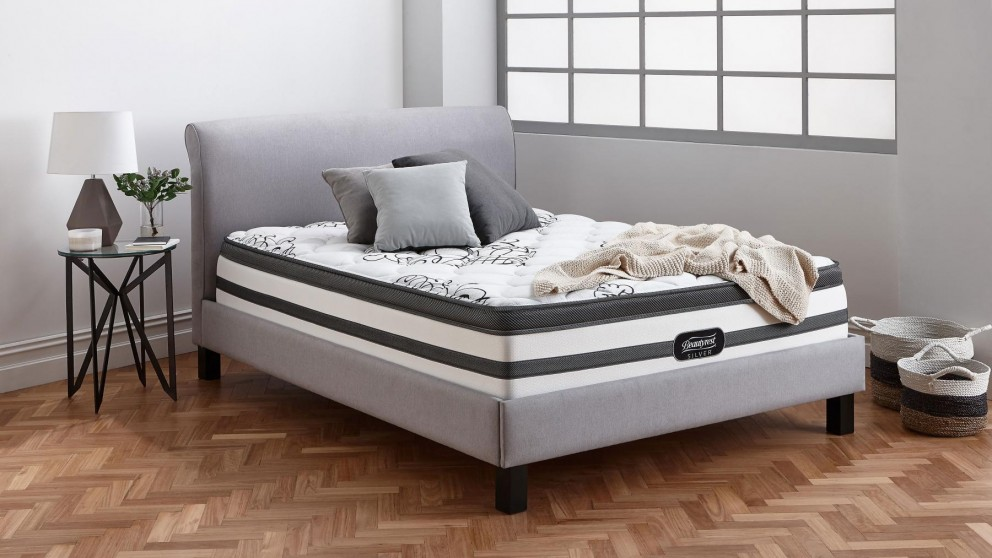 Beautyrest Silver Naples Medium Queen Mattress