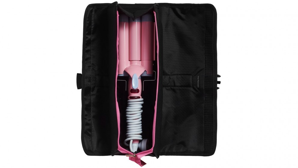 Mermade Hair Heat Protection Clutch - Black