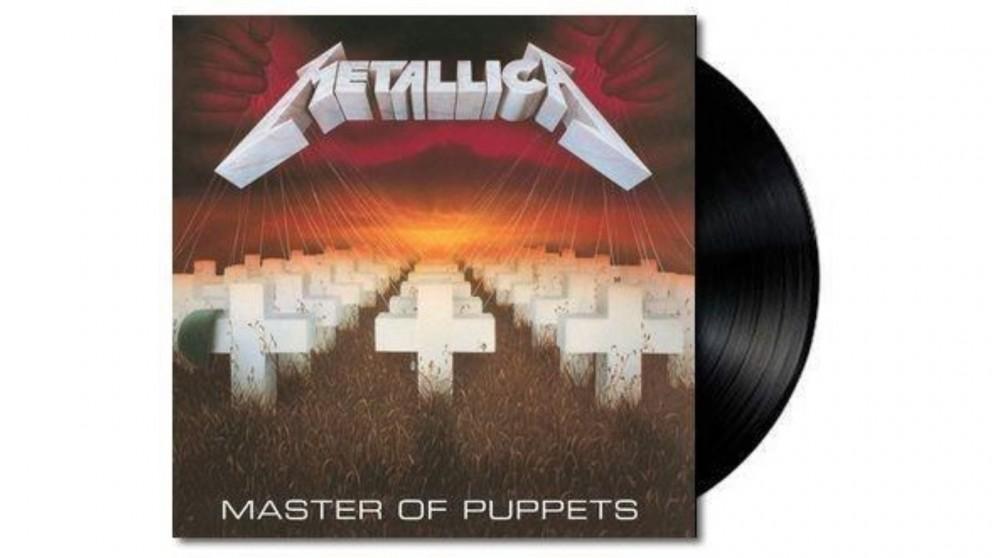 Metallica Master Of Puppets Vinyl Album