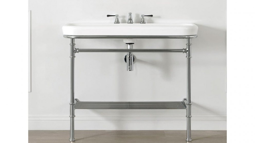 Victoria + Albert Metallo 100 Washstand with 3 Tap Hole
