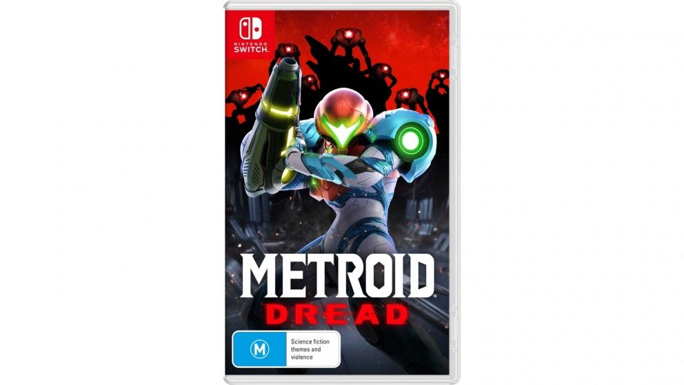 Metroid Dread - Nintendo Switch