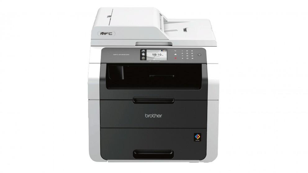 Brother MFC-9140CDN Multi Function Laser Printer