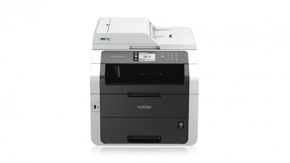 Brother MFC-9340CDW Multi Function Laser Printer
