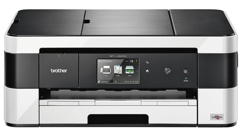 Brother MFC-J4620DW Colour Inkjet A3 Capable Multifunction Printer