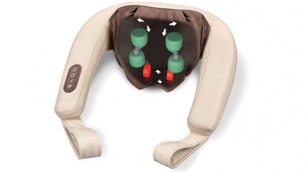 Beurer 4D Multi Head Neck Massager