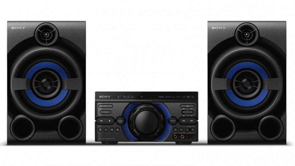 Buy Sony M40d High Power Audio System With Dvd Harvey