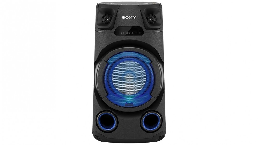 Sony V13 High Power Audio System with Bluetooth