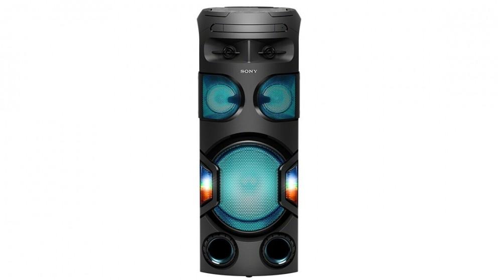 Sony V72D High Power Floor Standing Hi-Fi System