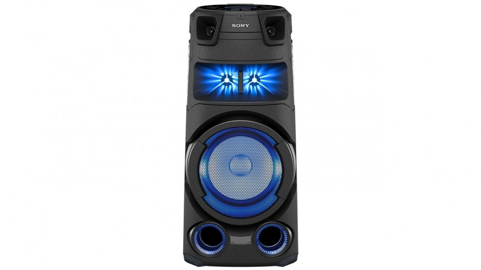 Sony V73D High Power Audio System with Bluetooth
