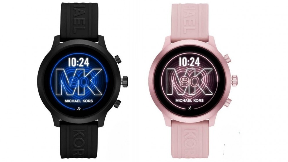 Michael Kors Access MKGO Silicone Smartwatch