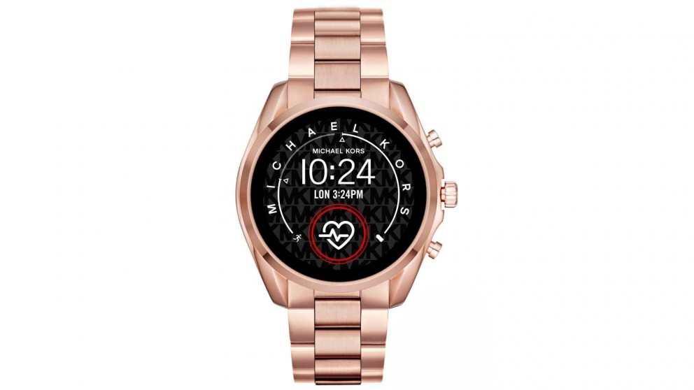 Michael Kors Bradshaw 2 SmartWatch - Rose Gold