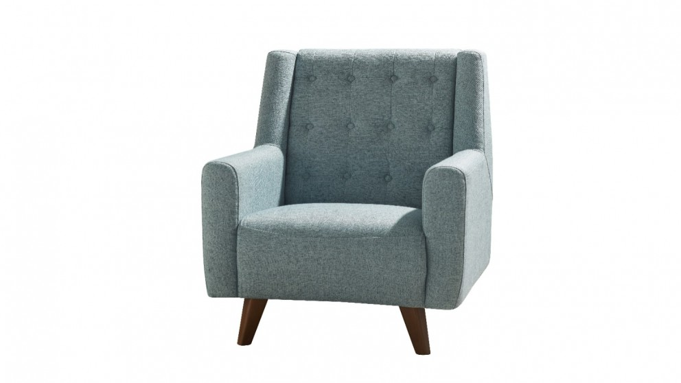 Mimosa Fabric Armchair Lounges Living Room Furniture