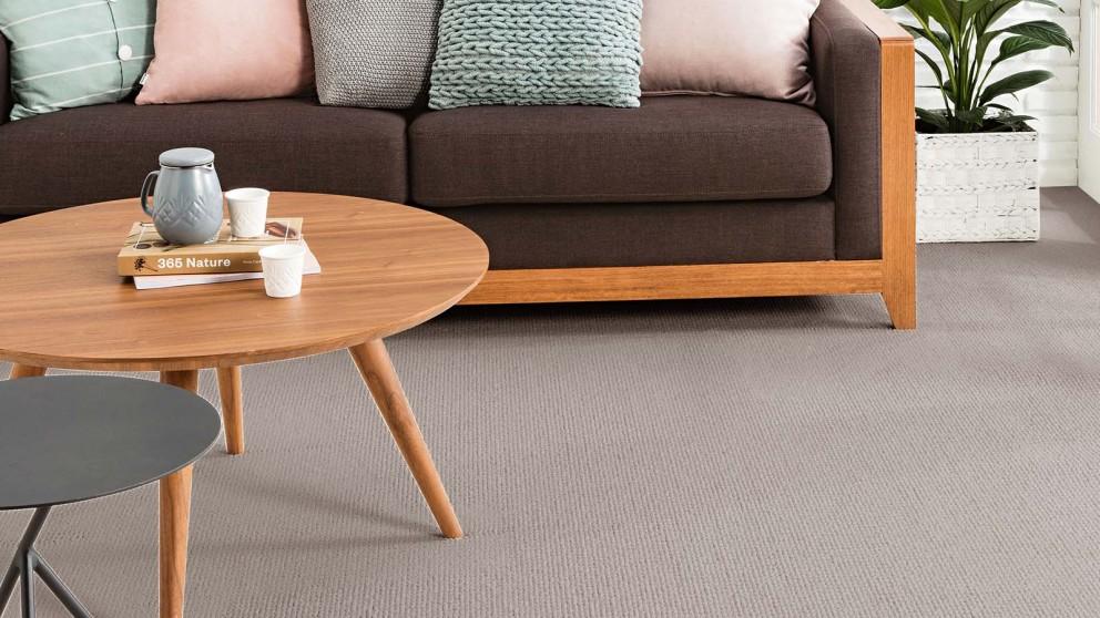 Karastan Soft Transition Mineral Beige Carpet Flooring