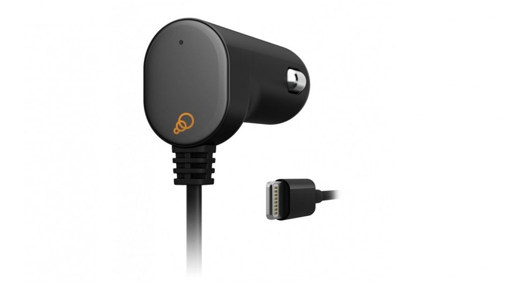 Cygnett Mini Lightning Flash Power Car Charger