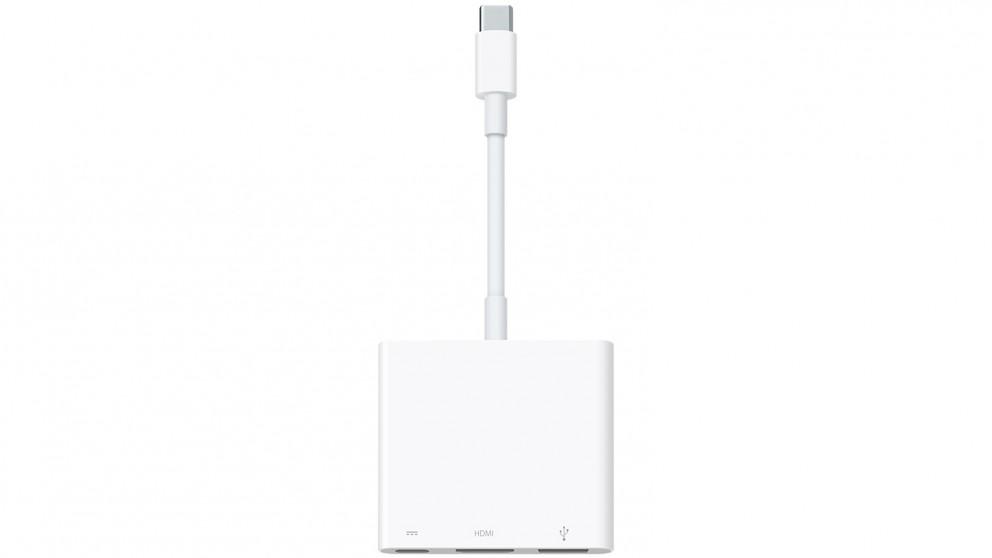 Apple MJ1K2AM/A USB-C Digital AV Multiport Adapter