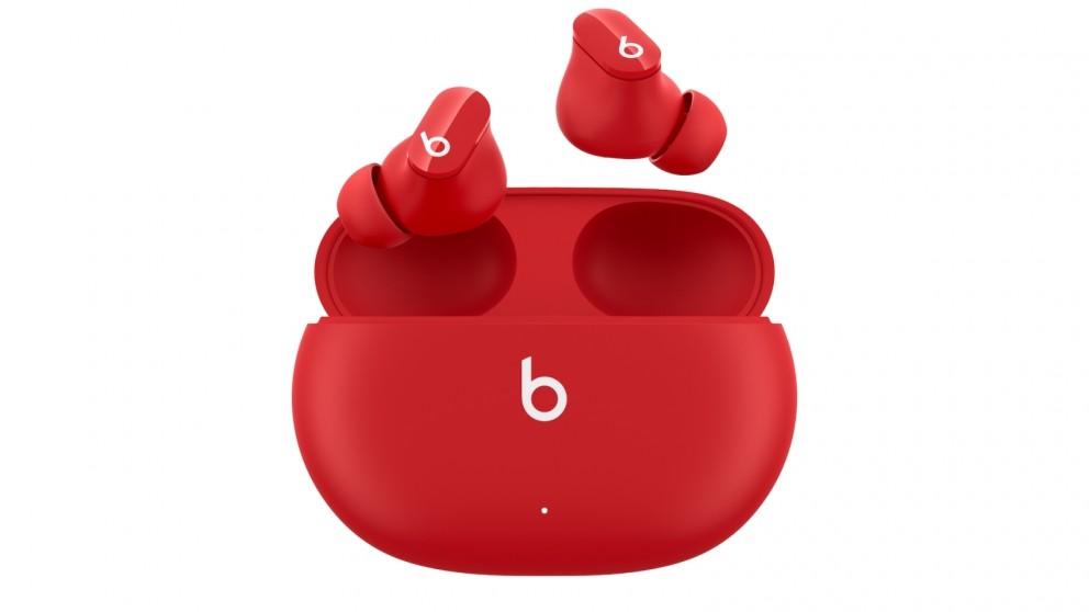 Beats Studio Buds - True Wireless Noise Cancelling Earphones -  Beats Red