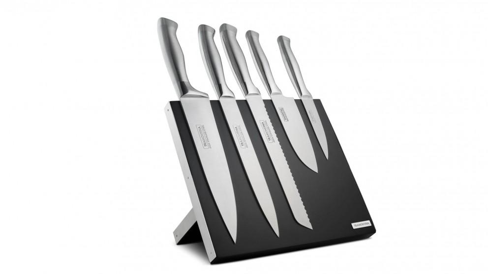 Tramontina Polaris Magnetic 6-piece Knife Block
