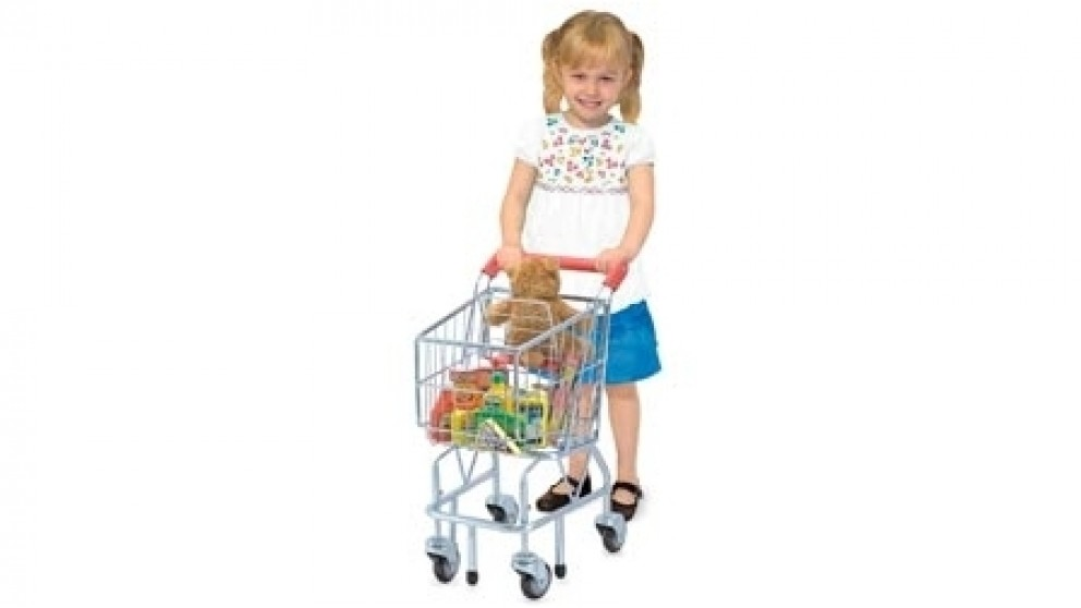 Melissa and Doug Grocery Cart