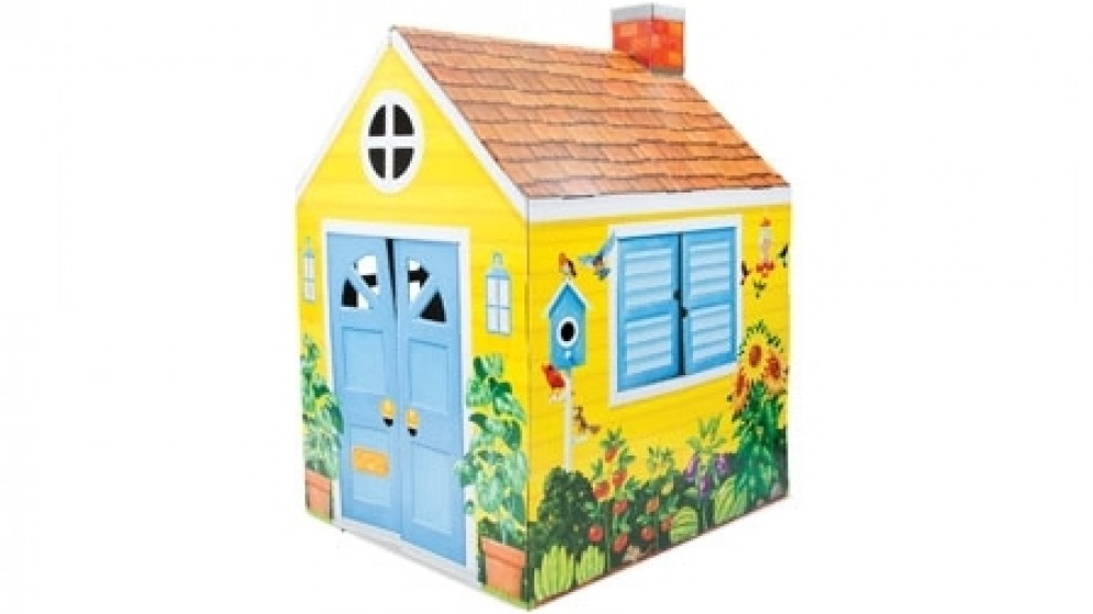 Melissa and Doug Card Board Indoor Cottage