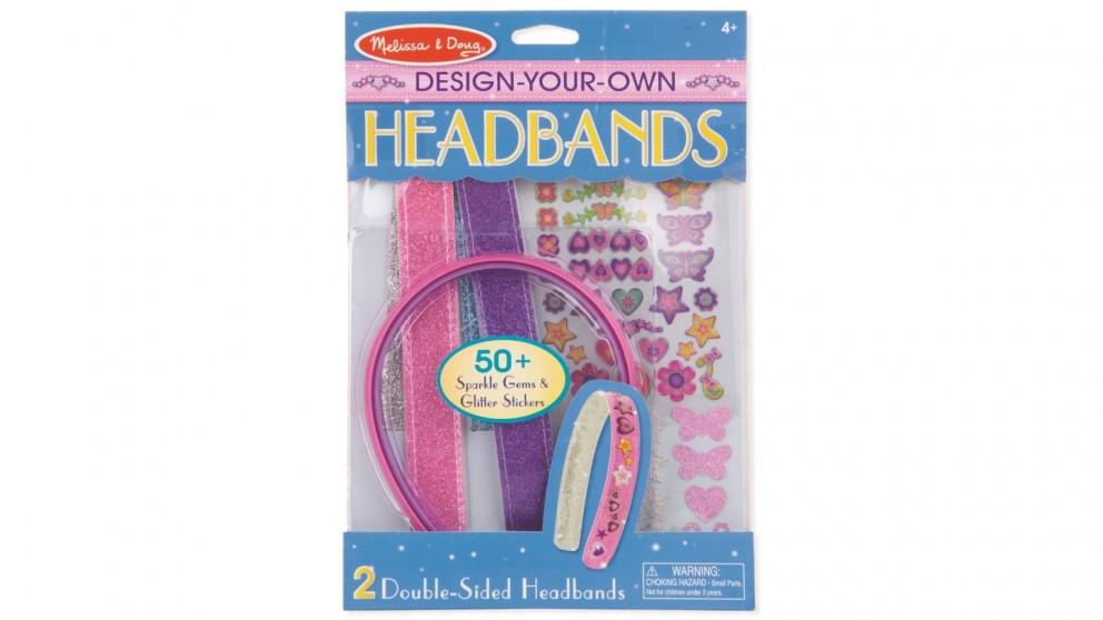Melissa and Doug Design-Your-Own - Headbands