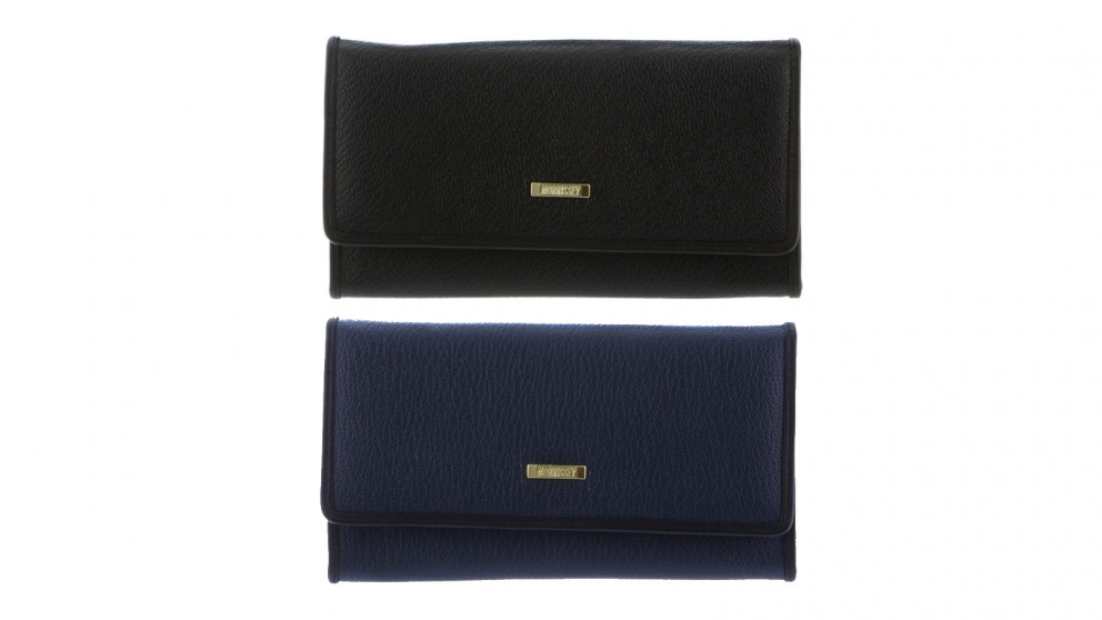 Morrissey Ladies Large Italian Leather Wallet