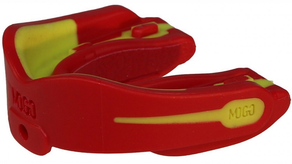 Mogo Youth Mouthguard - Strawberry Lemonade